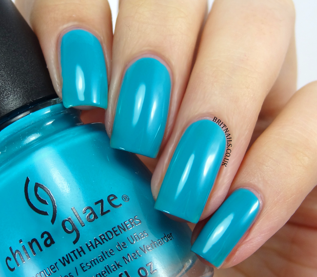 China Glaze Wait N' Sea