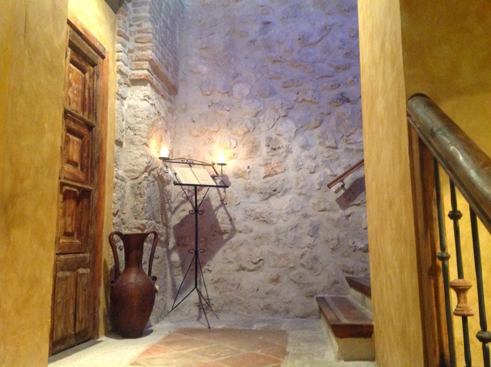 Visita Stimuls al restaurante El Alboroque de Portillo
