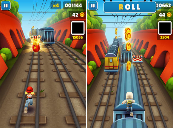 Subway Surfers for Low Memory Android Mobiles