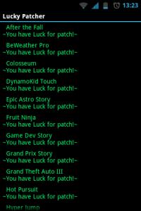 Lucky Patcher 1.1.8 apk