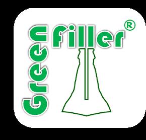 """Enchedor de Garrafas B&R """"GreenFiller""""®"""