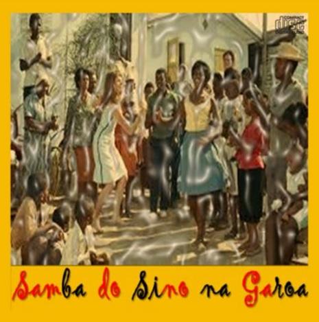 CD SAMBA DO SINO NA GAROA - COMPRAR