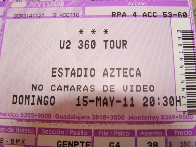 Musica musica musica 2011 for Entradas para espectaculos