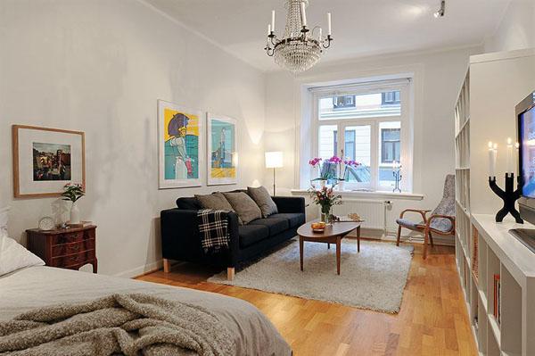 Советы по обустройству интерьера комнаты: освещение, зонирование, меблировка, идеи оформления на  фото