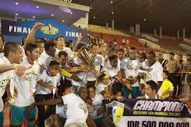 Barito Putera ISL 2012/2013