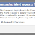 How To Send Friend Request on Facebook When Blocked for 30 Days?