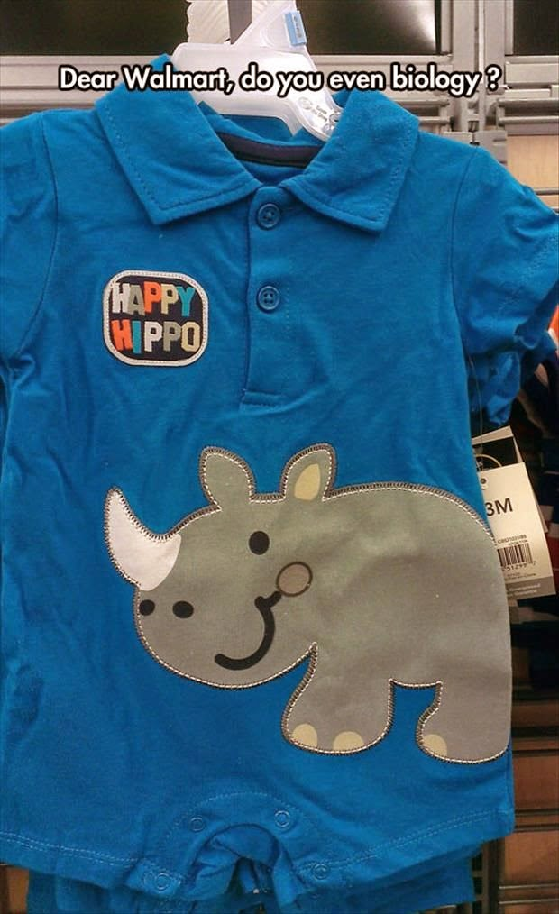 walmart meme, walmart hippo, walmart baby outfit, walmart do you science, walmart do you biology, funny kids clothes