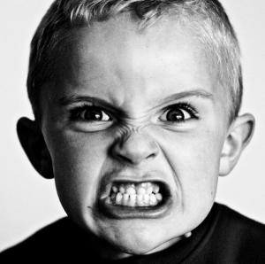 la ira es una de las emociones del ser humano y el chamán no se libra ...
