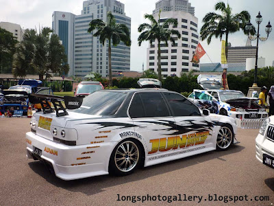 Modified accord autoshow