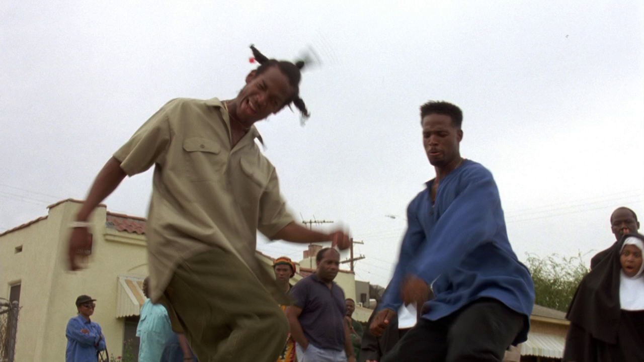 a comparison of the movies boyz n da hood menace to society and juice