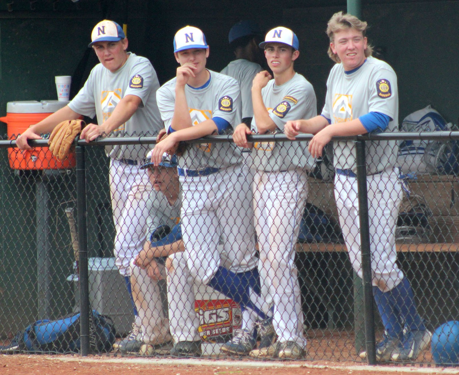 Congratulations To The Pyramid Roofing Vikings Four An Outstanding Showing  At The Blue Springs Woodbat Tournament, Posting A 3 1 Record And On The  Outskirts ...