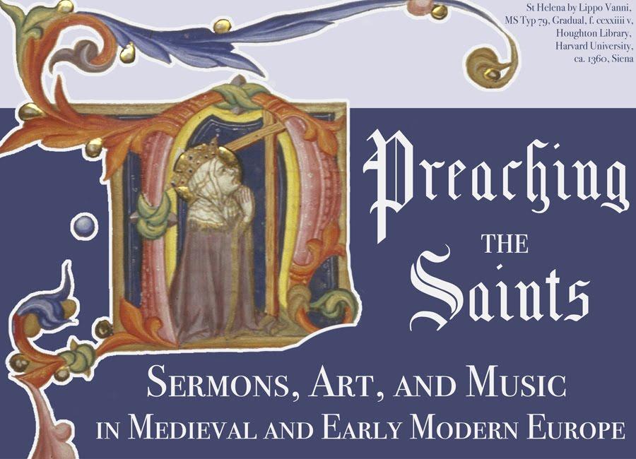 Preaching the Saints
