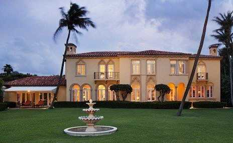 Historic homes in florida oceanfront kluge estate with for Victorian homes for sale in florida