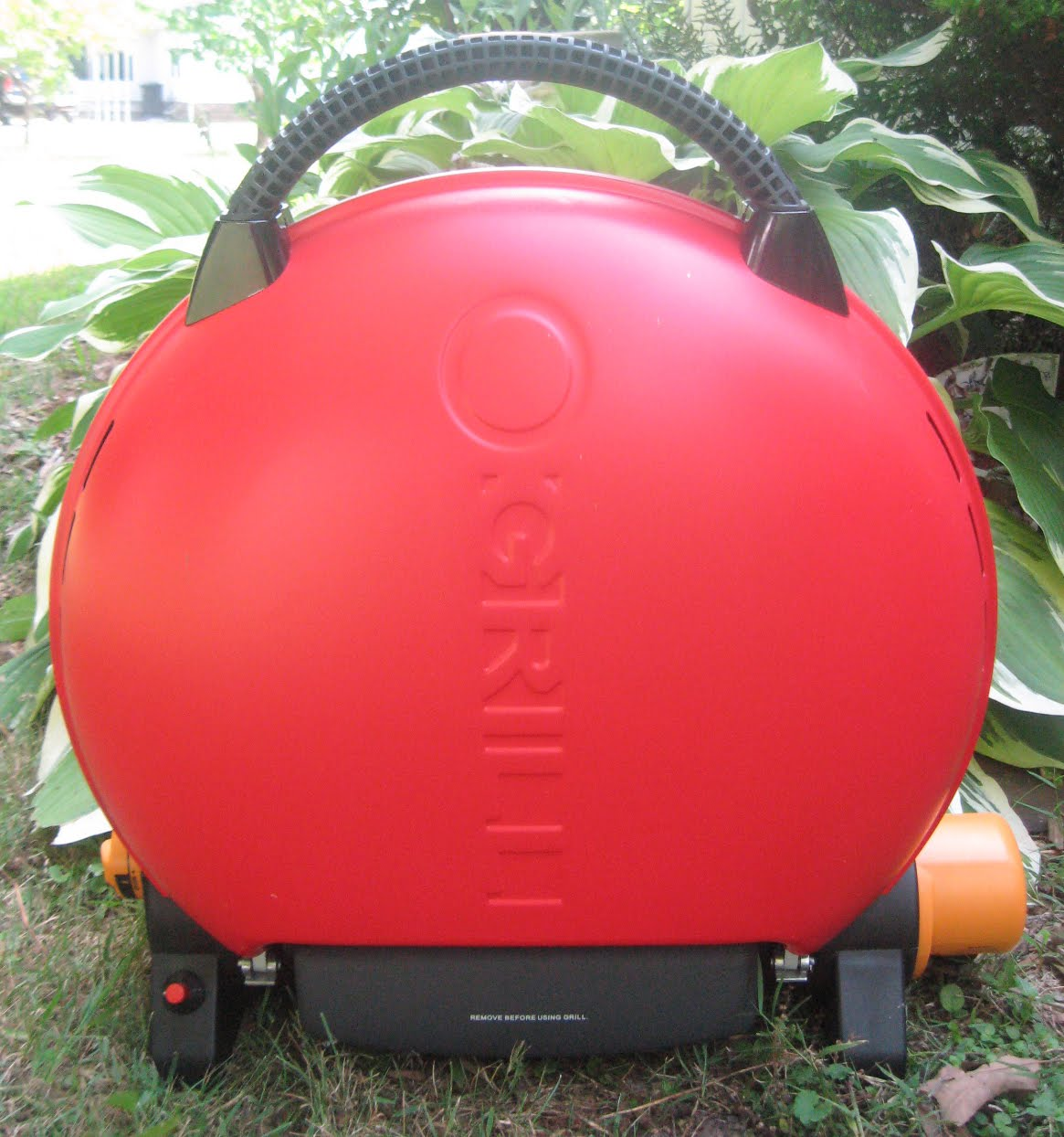 O Grill   Portable Gas Grill Review