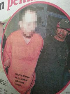 dari sudut pandang, suspek, pembunuh, AmBank