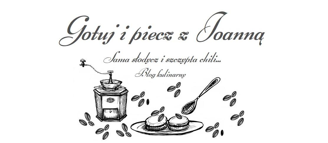 Gotuj i piecz z Joanną