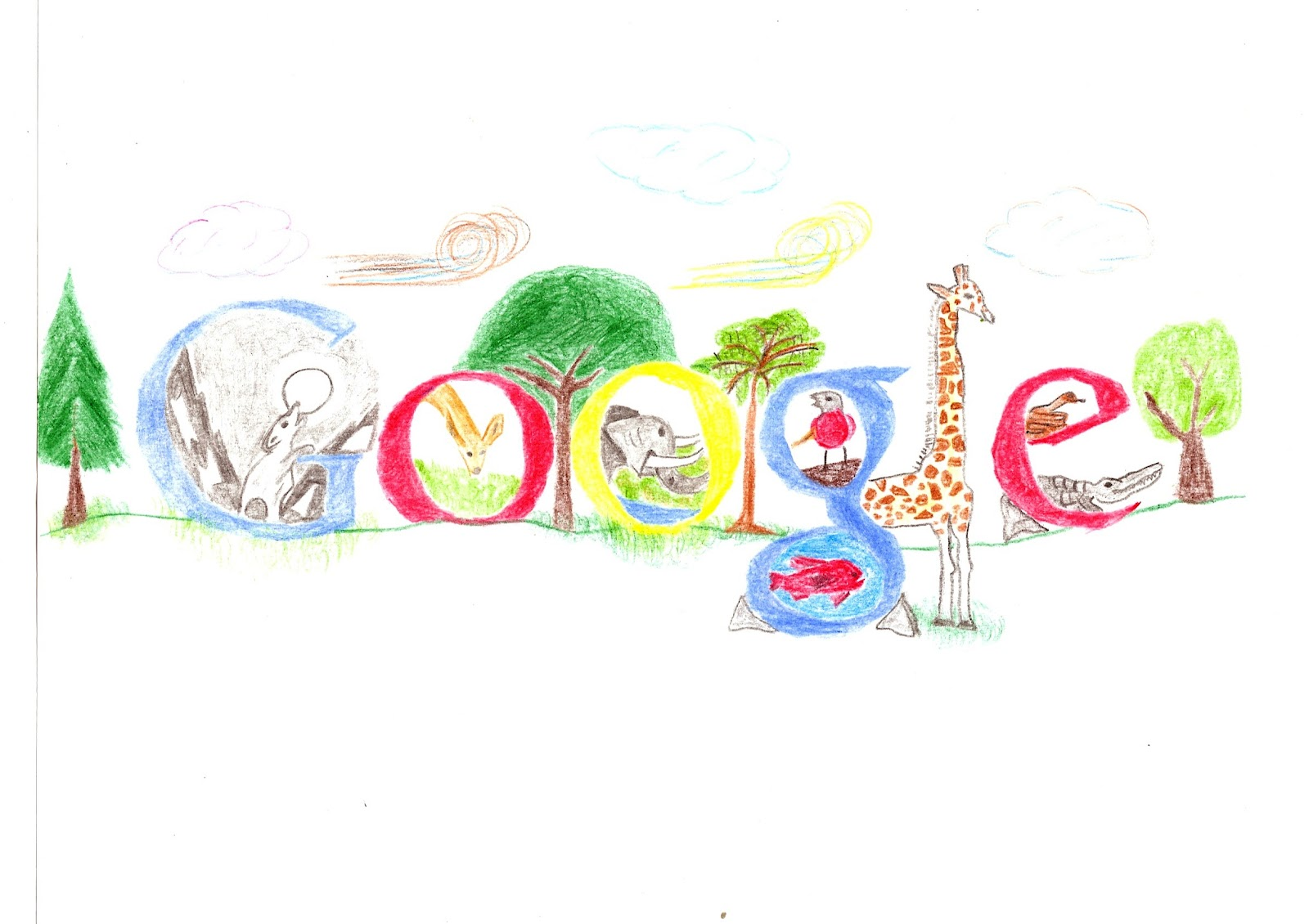 The Evolving Classroom: Doodle for Google Contest is now open for 2012