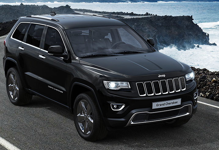 jeep grand cherokee iv restyl 2014 couleurs colors. Black Bedroom Furniture Sets. Home Design Ideas