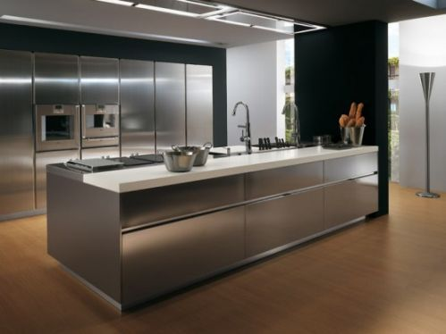 Kitchen Cabinets Design Software on Silver Kitchen Cabinets Pictures   Modern Cabinet