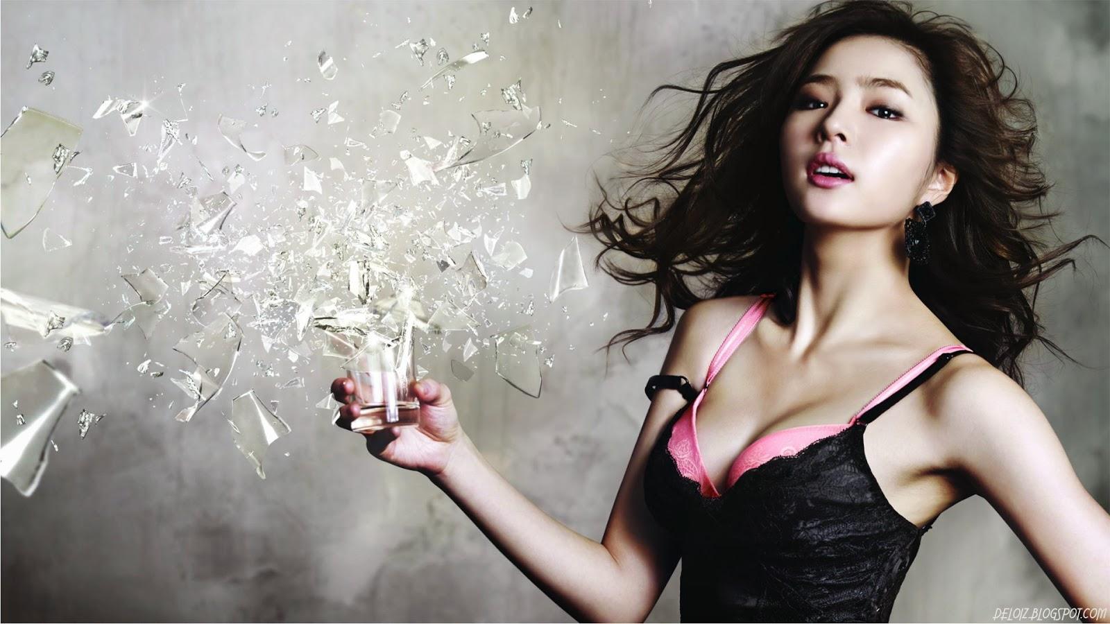 Artis Korea Tercantik 2014