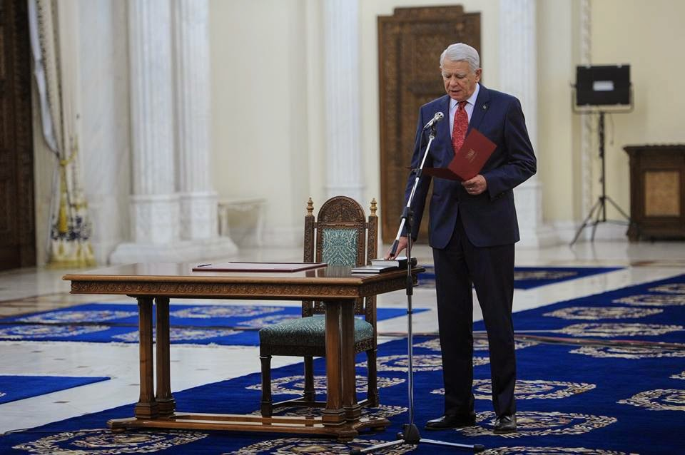 államelnök-választások, Románia, Teodor Meleșcanu, Ponta-kormány, Klaus Johannis, BEC,