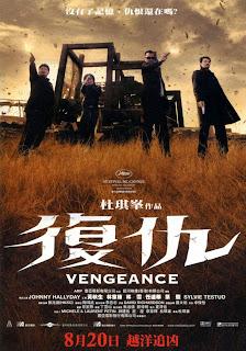 Watch Vengeance (Fuk sau) (2009) movie free online