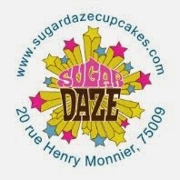 Sugar Daze, An American Bakery in Paris.