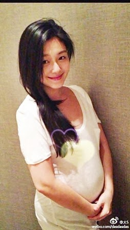 My so called life barbie hsu is 5 months pregnant