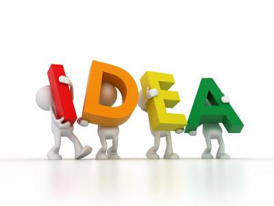 Bila ketandusan idea