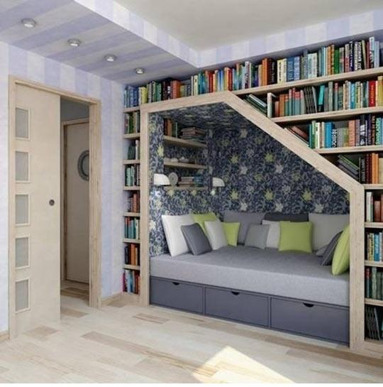 Reading Nook In Room