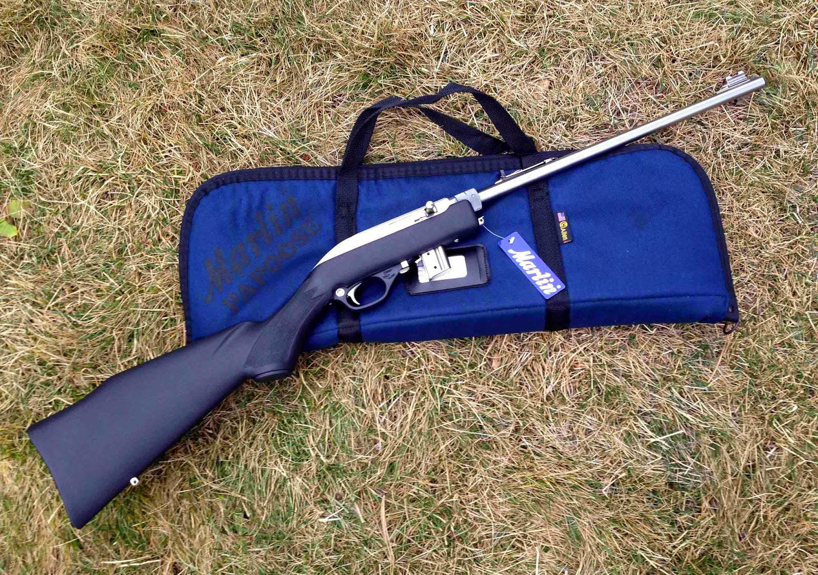 Marlin Model 70PSS Stainless