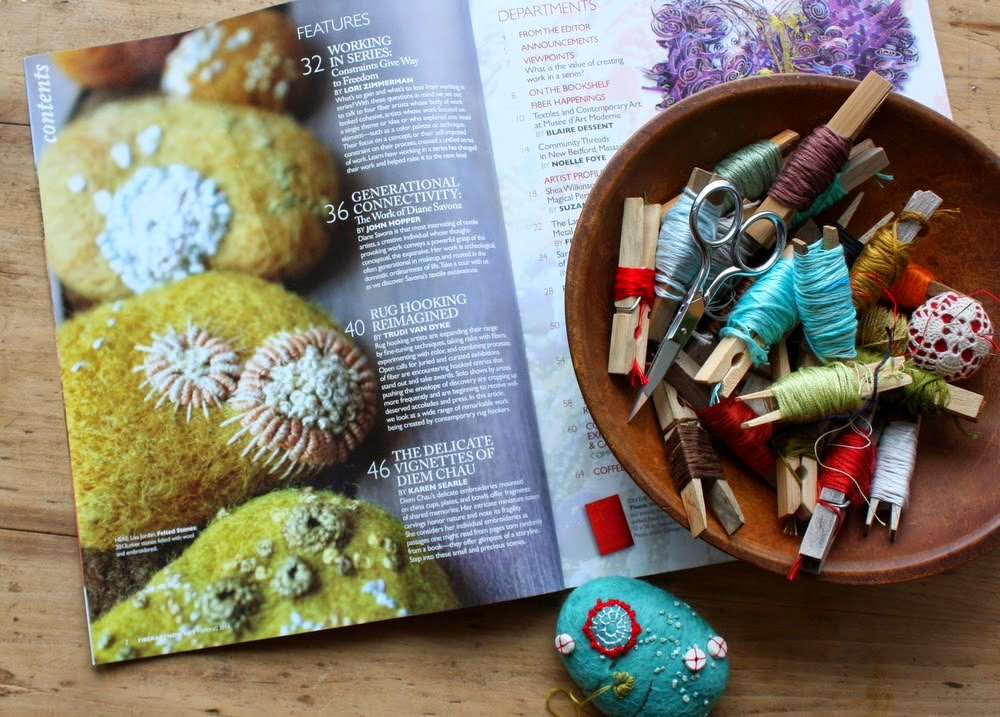 On the Joy of Handmade with Lisa Jordan