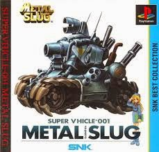 Metal Slug X - Super Vehicle - 001 - PS1 - ISOs Download