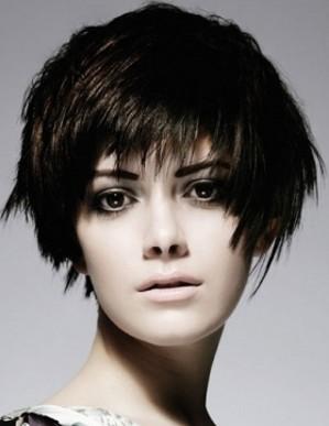 Short Hairstyles Straight