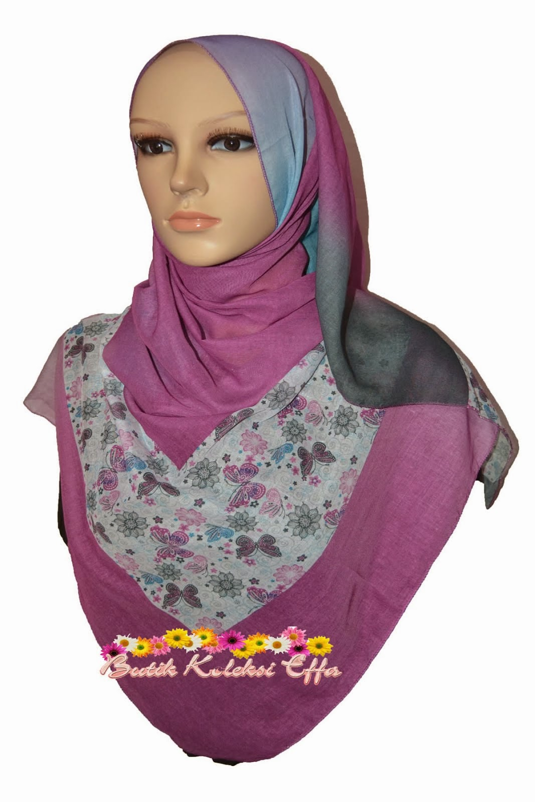 BAWAL BUTTERFLY