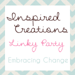 Inspired Creations Linky Party