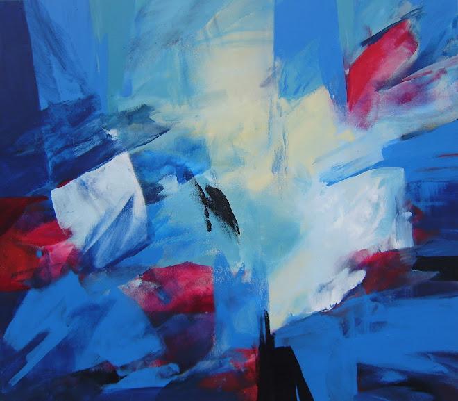 Nieuw schilderij 26 februari