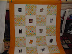 QFC Boy&#39;s Home #2 - Jungle Animal Quilt