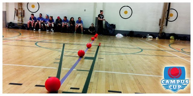 Campus Cup - Dodgeball at UAlberta