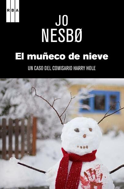 El muñeco de nieve Jo Nesbo
