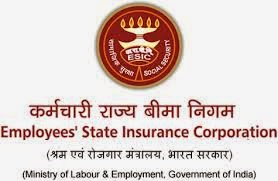 ESIC Kerala Vacancy 2014