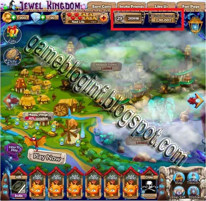 Jewel-Kingdom-Hack-Score-and-Level
