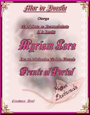 """""""FRENTE AL PORTAL"""""""
