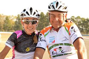 Mariela y Oscar Elola