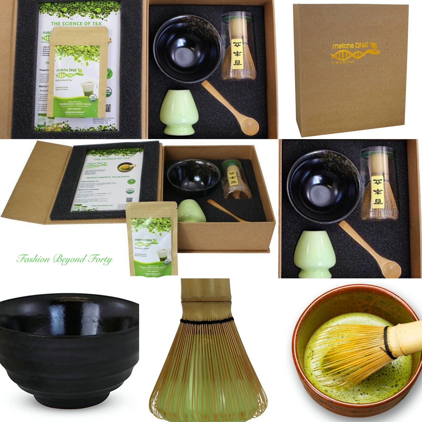 Matcha DNA Tea Ceremony Gift Set Review