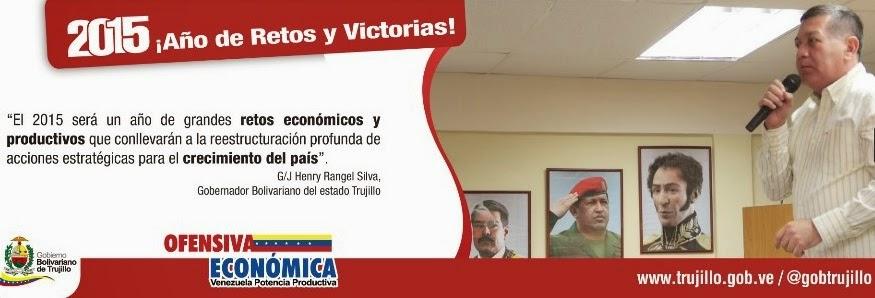 2015 AÑO DE RETOS Y VICTORIAS