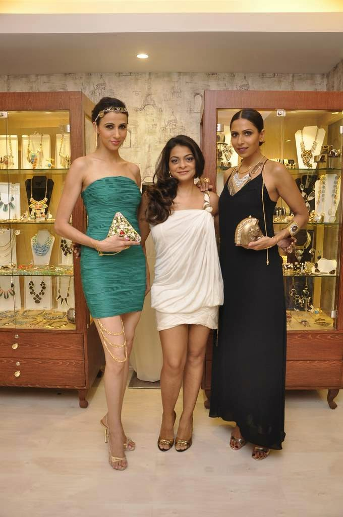 Bansri Mehta Jewellery Preview Event Photo Shoot