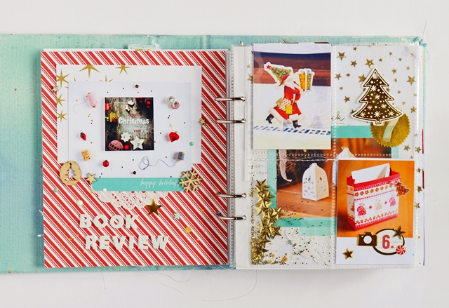 december christmas journal