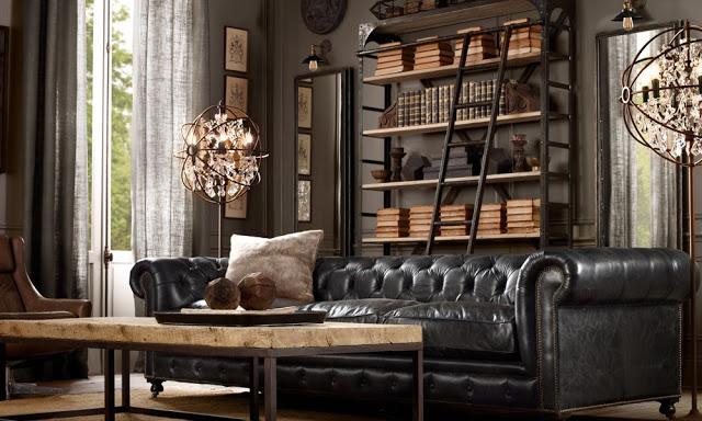 fotos de muebles estilo vintage - Muebles MERCADO DE LAS PULGAS