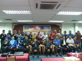 KURSUS HYPNOSIS IN BUSINESS MARA PERLIS (1 - 2 NOV 2011)